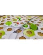 Ergänzende Teile aus dem 3D-Drucker für GraviTrax
